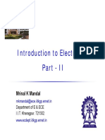 Intro to Electronics P2