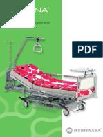 Hospital Bed Carena En