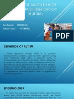 Kel 10. Autism