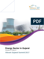 Research Report on Energy Sector in Gujarat