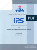 Ips m Pm 200 Reciprocating Compressors for Process Services
