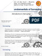 1. Introduction to Surveying (1)