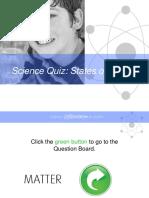 States of Matter Quiz.ppt