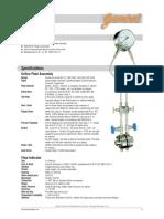 Dp Flow Gauge - Vendor Catalouge