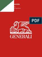Condicionado General Generali Caucion