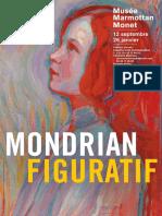 Exposition Mondrian Figuratif au Musée Marmottan