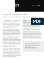 Dell Poweredge r730 Spec Sheet 1