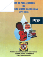 List Publications Cwc Upto 2015