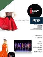 I Creative Week 2019 - Lotte Tenant