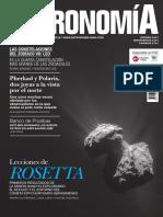 AstronomíA-Marzo 2016-No201 Marzo