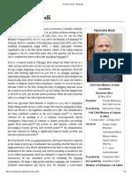 Narendra Modi Info