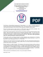 Baskin Robbins Franchise Agreement