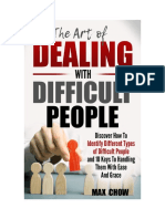 The Art of Dealing With Difficult People