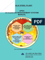 Apex Ims Manual