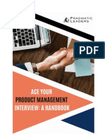 The PM Interview Handbook