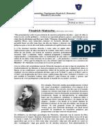 Guía IV F. Nietzsche 2019