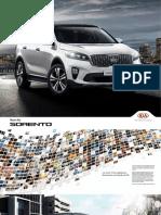 Brochure Kia Sorento Sea Automobili