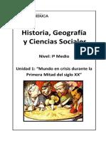 Unidad 1 - Mundo en crisis durante la primera mitad del siglo XX.docx