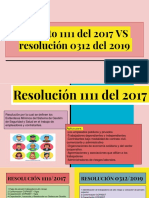 Decreto 1111 Del 2017 vs Decreto 0321 Del 2019