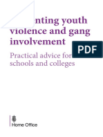 Preventing Youth Violence and Gang Involvement v3 March2015