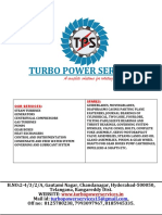 Turbo Power Services Company Profile
