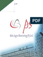 Baba Jagta Catalog