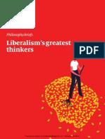 Economist Philosophy Briefs