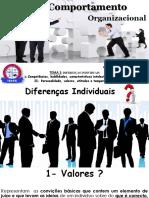 Tema 2 Diferenças Individuais