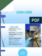 casa CABA