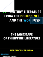 21st Lit 04 the Landscape of Philippine Fiction TBE