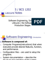 -Software Engineering  - Intro - John.ppt