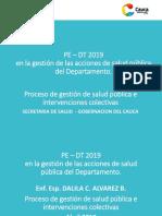 PE-DT 2019