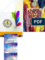 Report Card Sy 2018 2019 Final