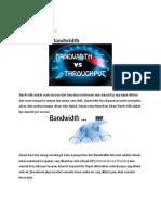 TLJ Bandwidth