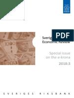 RiskBank E Krona Economic Review 3 2018