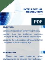 2. Intellectual Revolution