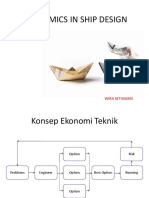 IV-Economics in Ship Design