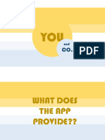 You and Co. - App Marketing