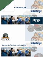 UDABOL Sistema de Perforacion Continua v1.0