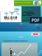 Competitividad y Estrategia Empresarial