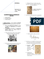 Sources of History l2