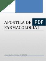Apostila de Farmacologia I