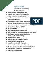 FCPS -1 MCQs Nov 2018- Psychiatry.docx