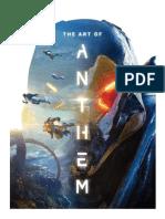 The Art of Anthem (2019) (Digital) (Artbook)
