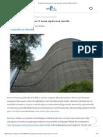 ARCHDAILY O Legado de Niemeyer 5 Anos Apos Sua Morte