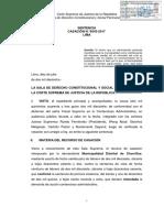 CASACION 6543-2017 LIMA