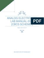 3rd Sem Aec Manual88