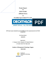 Decathlon Sip Report_Neeraj