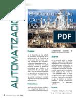 Sistema Gerencial Industrial