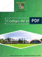 Codigo de Etica Universidad Intercontinental